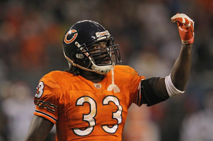 Former Bears player Charles 'Peanut' Tillman earns Federal Bureau of Investigation badge