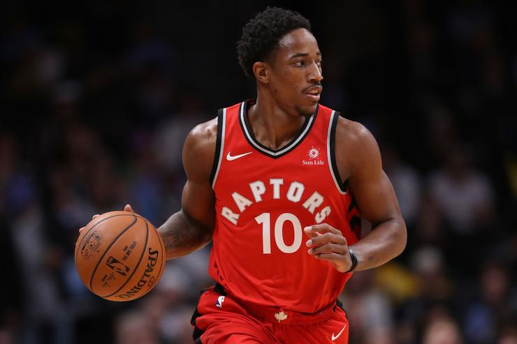 DeMar DeRozan opens up about battle with depression