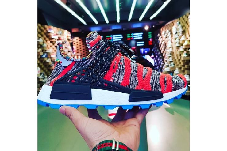 Pharrell x Adidas NMD Afro Pack