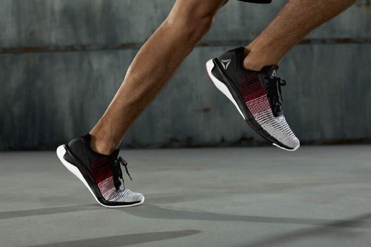 67399e8d7b91e7 Reebok Launches Fast Flexweave Running Shoe With Devonta Freeman
