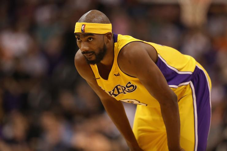 Thunder In The Mix For Waived G/F Corey Brewer
