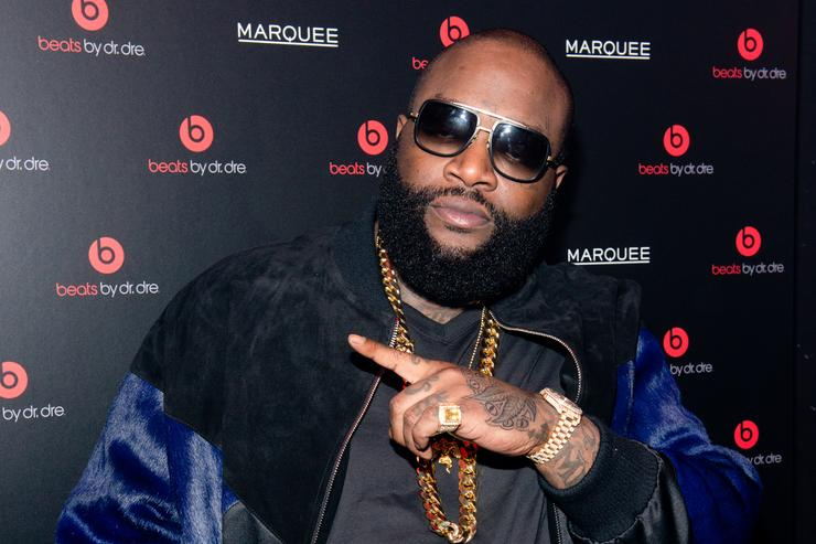 Rap legend Rick Ross hospitalised