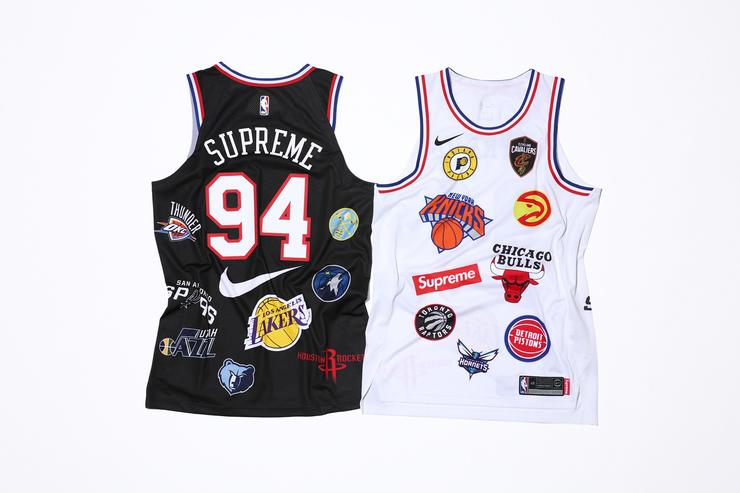 51e3b29f2 Supreme x Nike x NBA Capsule Collection  Release Info