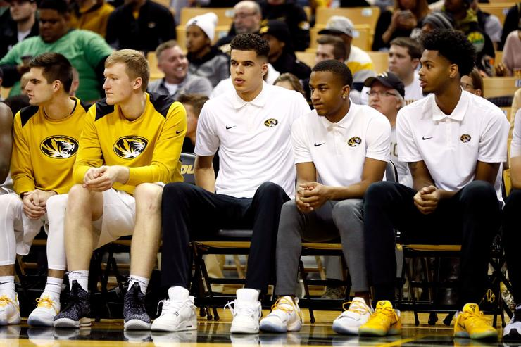 Michael Porter Jr.: Notches 12 points in return