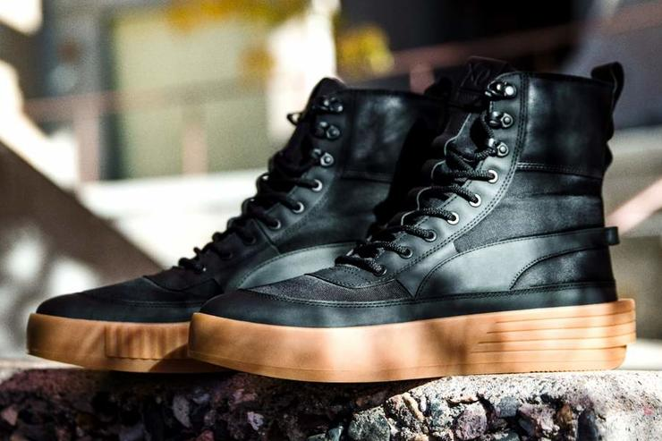 "83a7ab7c842 The Weeknd Puma XO Parallel ""Black Gum""  Purchase Links"