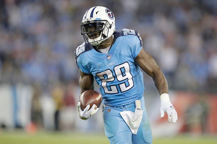 DeMarco Murray gets released by Titans