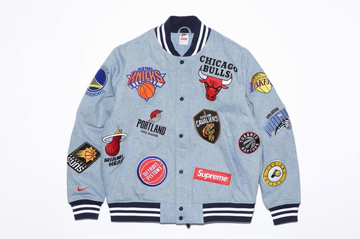 74b4cdf8285 Supreme x Nike x NBA Collection To Release Online Tomorrow