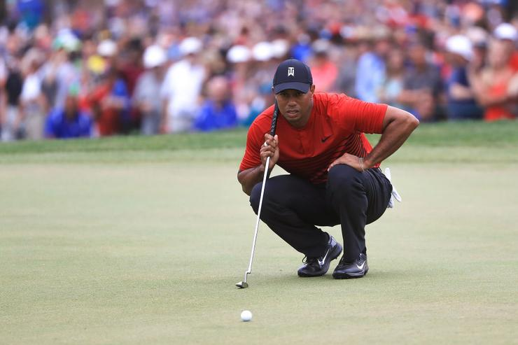 Tiger Woods to take over as U.S. captain