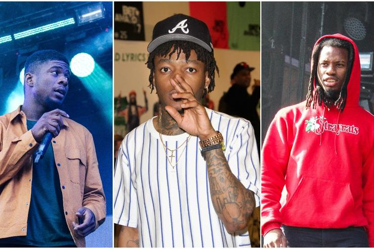 Mick Jenkins, J.I.D., Denzel Curry