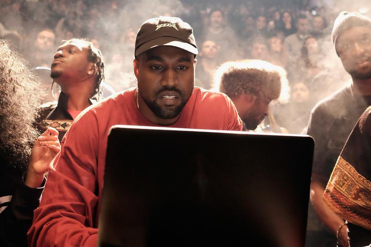 Kanye West reportedly working on a brand new album