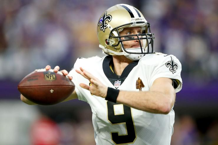 Saints, Drew Brees making 'significant progress' on new, 2-year deal