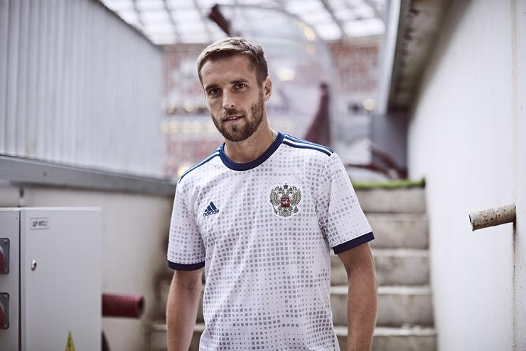 Adidas Soccer Unveils Away Kits For 2018 FIFA World Cup 1639e38e2