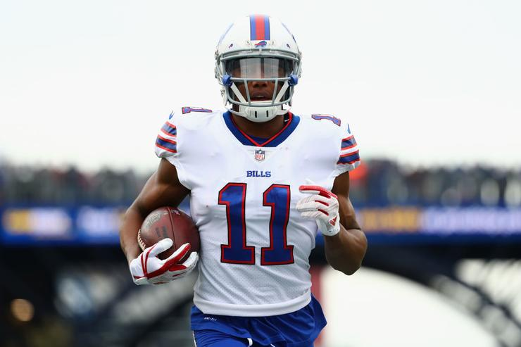 Zay Jones Released From Jail, Back Home After Bizarre LA Episode