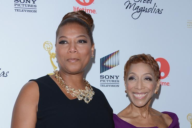Queen Latifah & her mother Rita Owens
