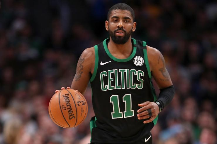 Kyrie Irving to Have Minor Surgery on Left Knee