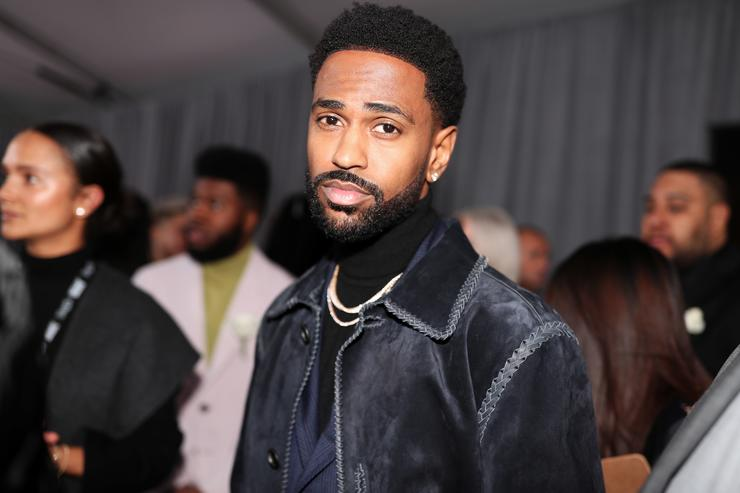 Big Sean at Grammys