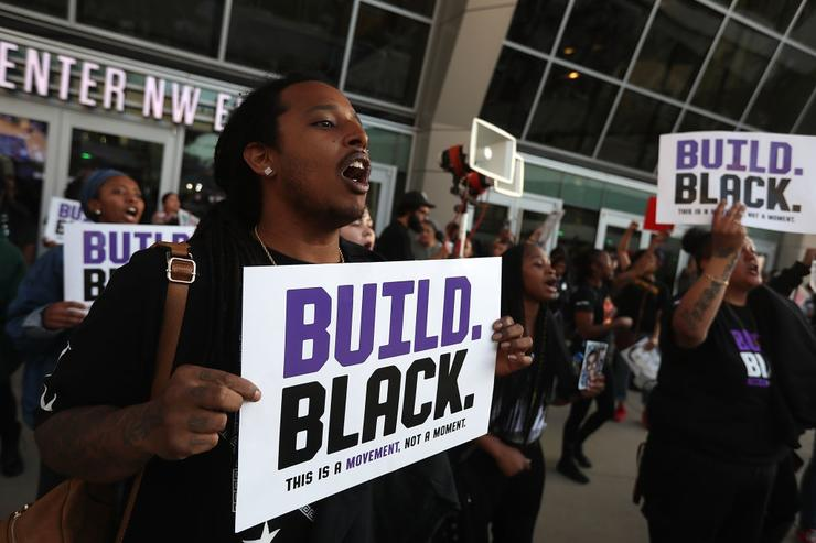 Kings partner with Black Lives Matter, Build. Black. Coalition amid protests