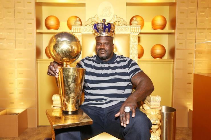 Shaquille O'Neal named GM of Sacramento Kings NBA 2K team