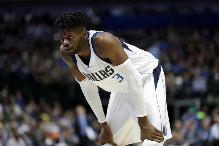 Nerlens Noel Ends His Mavs Tenure On a High Note