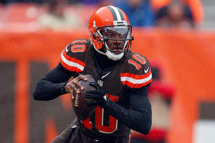 RGIII gets 1-year deal to be Ravens backup