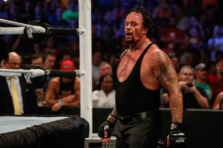 The Undertaker is returning to WWE for 'The Greatest Royal Rumble'
