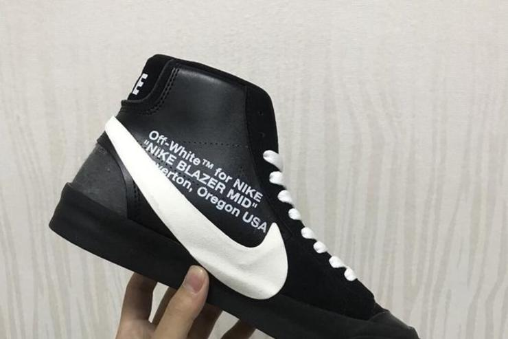 three new off white x nike blazer collabs revealed