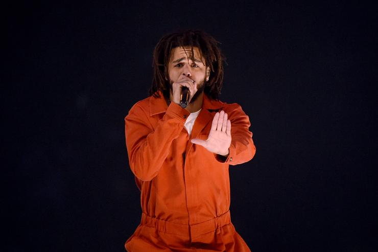 J. Cole Announces New Album to Drop This Week
