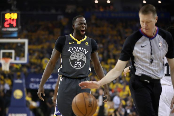 Draymond Green is not afraid to tell Warriors teammates anything