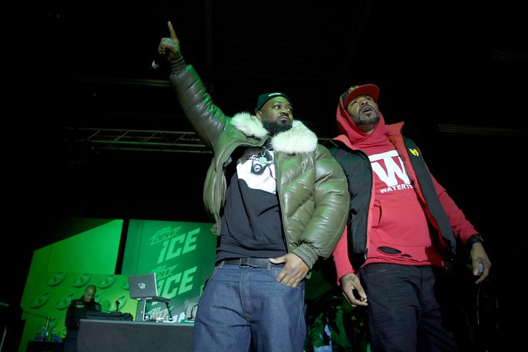 Method Man & Ghostface Killah