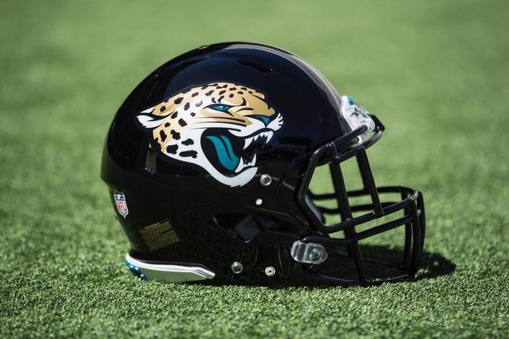 Jaguars Reveal New Simplified Uniforms and Helmets