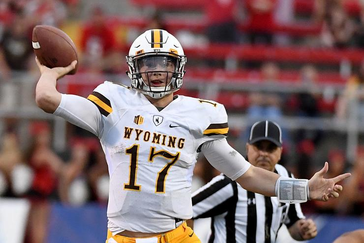 Bills GM: Josh Allen is third on depth chart