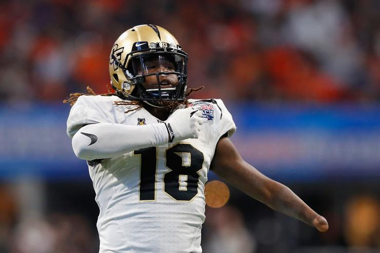 One-handed linebacker Shaquem Griffin drafted by Seattle Seahawks