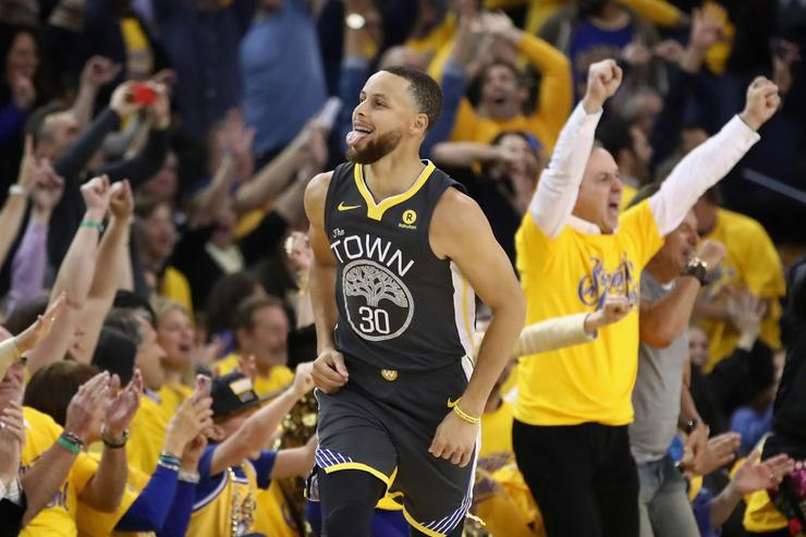 Golden State Warriors: Curry's return spurs 2-0 series lead