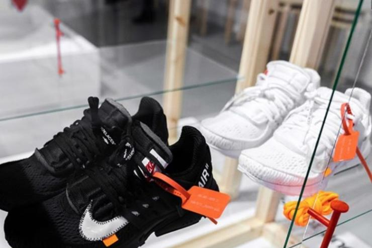 pretty nice 92dae 05046 Off-White x Nike Air Presto Colorways To Release Next Month