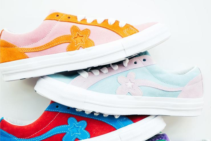 Tyler The Creator X Converse Golf Le Fleur New Collection Coming Soon