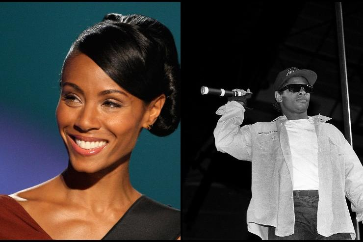 Watch a Young Jada Pinkett Smith Challenge Eazy-E on His Lyrics