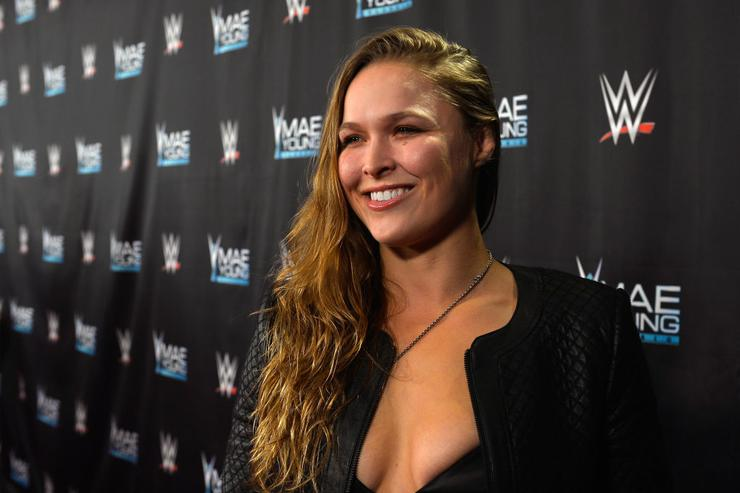 Ronda Rousey Challenged By WWE Champion For Title Match