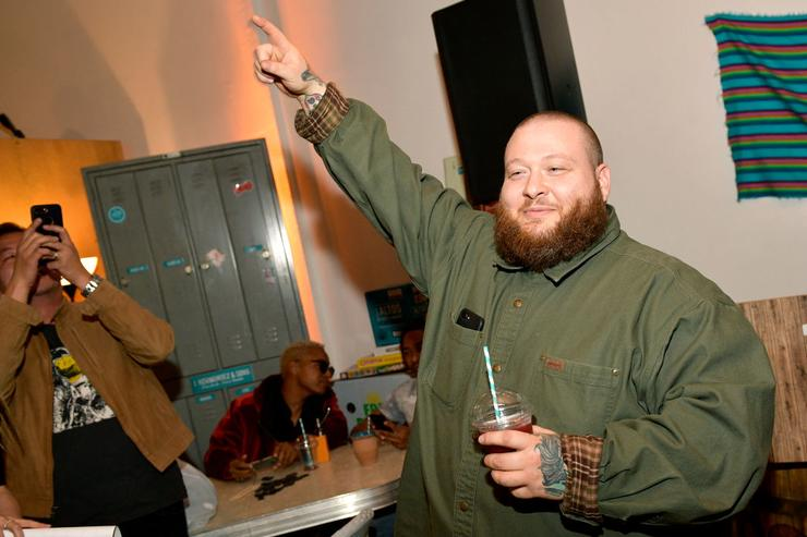 promo code ad408 19a4a Action Bronson Shows Off Unreleased Adidas Ultra Boosts