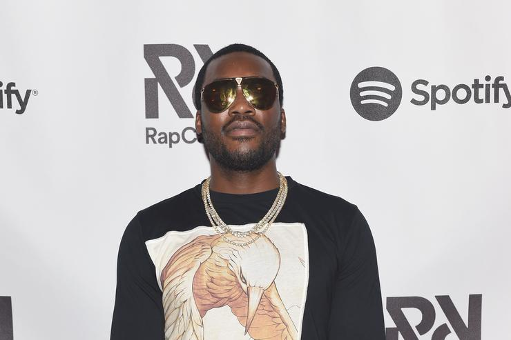 Meek Mill Jay-Z Convinced Him to Cancel Trump Visit