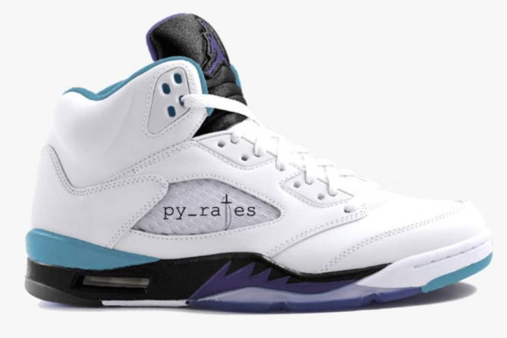 """Air Jordan 5 """"Grape Ice"""" Rumored To Release This Summer 57bb74d57"""