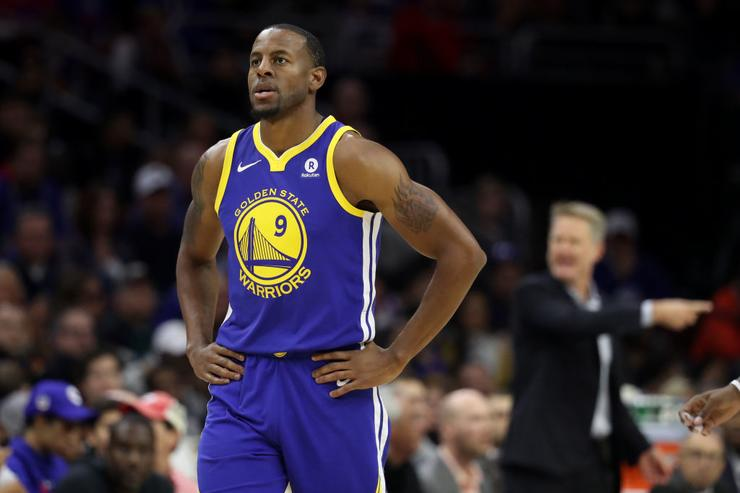 Andre Iguodala doubtful for Game 4