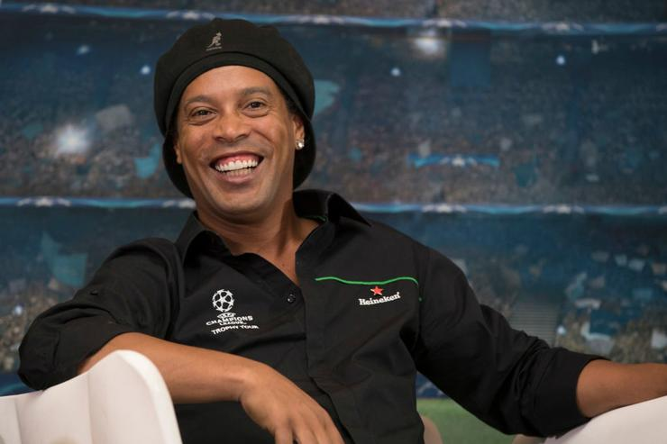 Ronaldinho set to marry two women