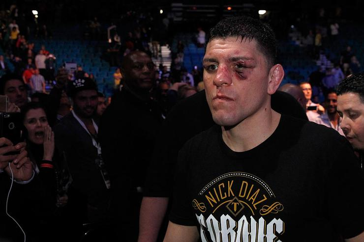 UFC Fighter Nick Diaz Arrested in Las Vegas for Allegedly Choking Woman