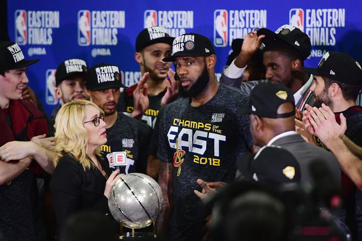 History beckons for Warriors and Cavaliers - the NBA Finals in numbers
