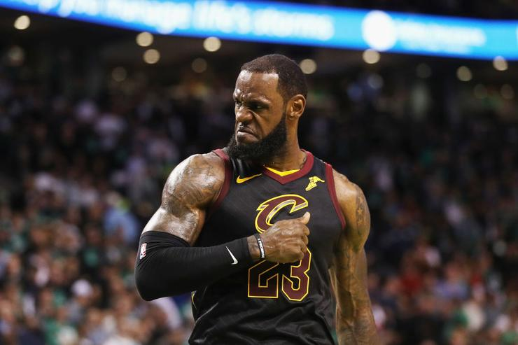 How Cavs Winning NBA Finals Could Cost Browns Safety Millions Of Dollars