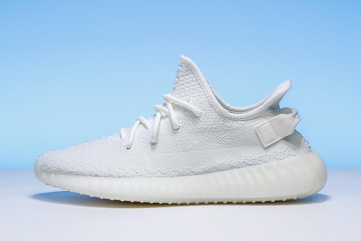 Cream White Yeezy 350 V2