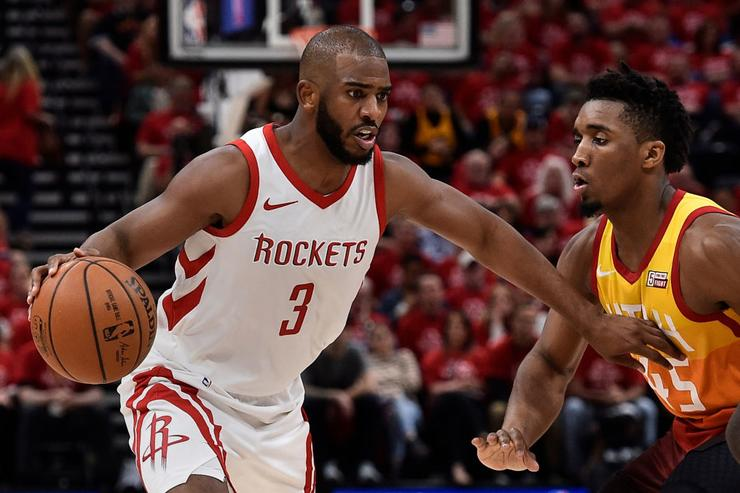 Rockets Would Need Max Contract To Re-Sign Chris Paul