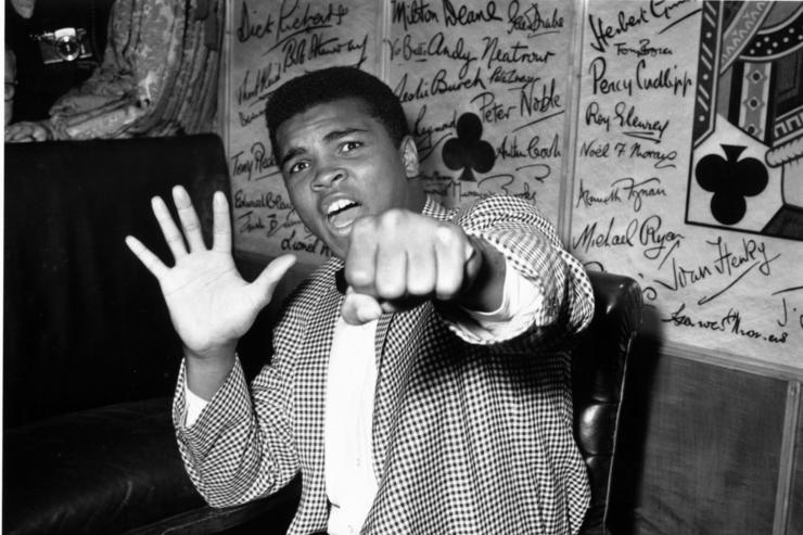 Trump floats possibility of pardoning Muhammad Ali