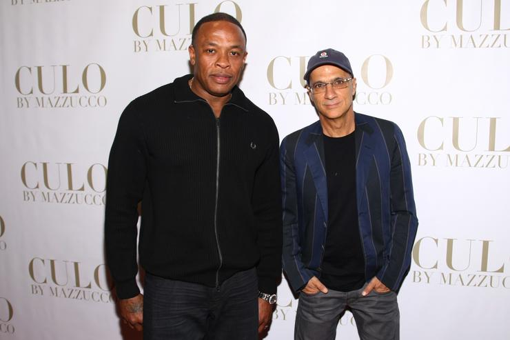 Dr. Dre & Jimmy Iovine