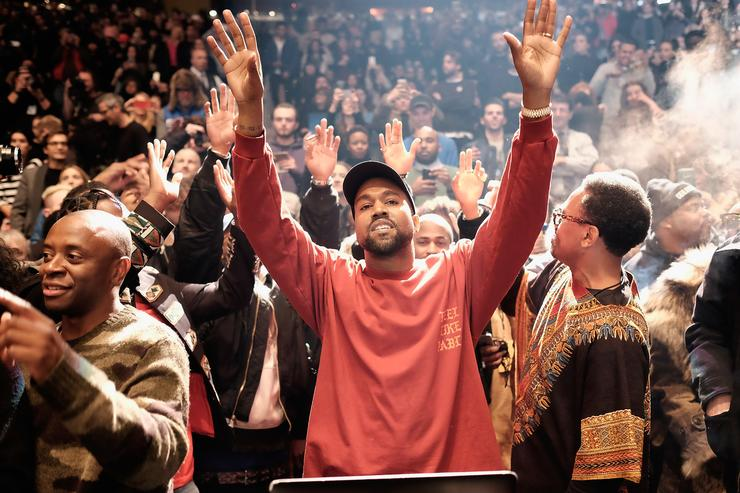 Kanye West's 'Ye' Album Tops Billboard 200